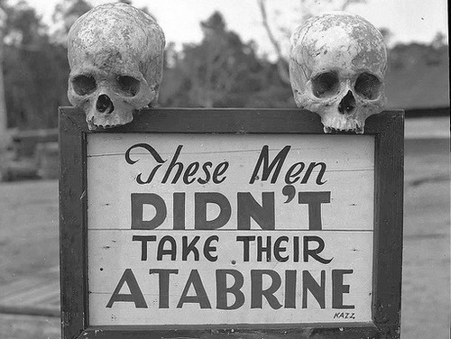 Atabrine Promotional Post