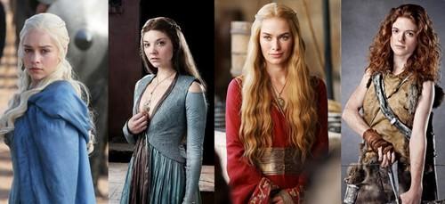 Most Badass Women Game of Thrones
