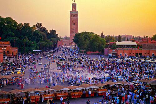 famous city squares