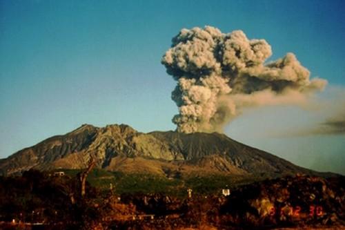 Most Active and Dangerous Volcanoes