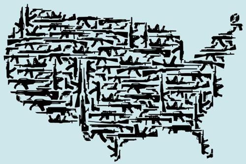 Facts about guns in the USA