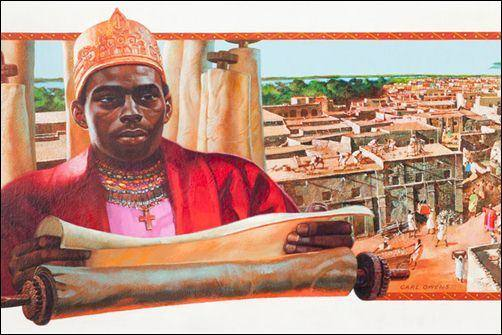 Little-Known African Kings