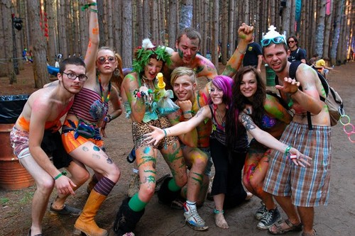 Electric Forest, Michigan