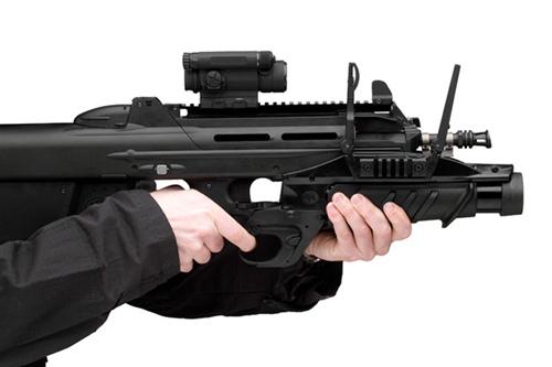 best machine guns