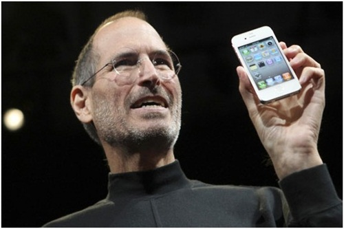 Steve Jobs co-founder & CEO of Apple Inc.
