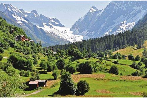 Lotschental, Switzerland
