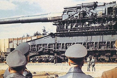 super weapons built by Nazi