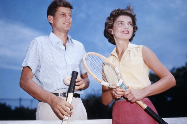 Hottest First Ladies Jacqueline Kennedy