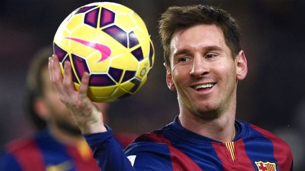 Lionel Messi Richest Footballers