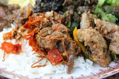 Must Try Cuisines of India Naga Pork