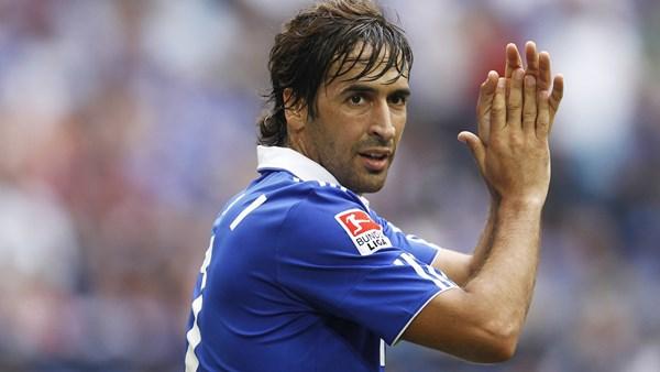 Raul Richest Footballers