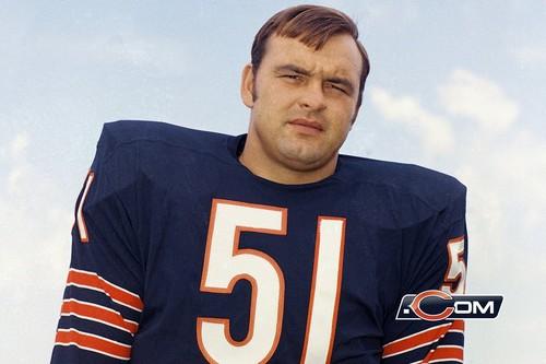 Dick Butkus Best NFL Players