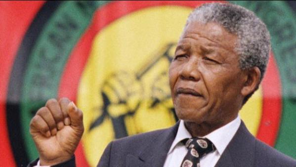 Most Famous Humanitarians Nelson Mandela