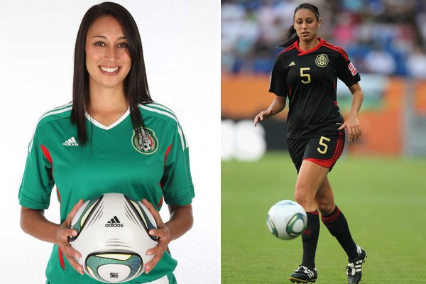 Top 10 Most Beautiful Female Soccer Players