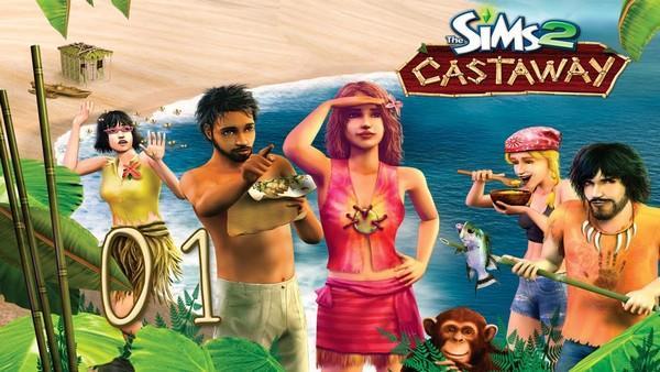 Sims Castaway Best Open World Video Games
