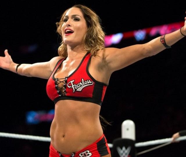 Nikki Bella Hottest Women Of Wwe