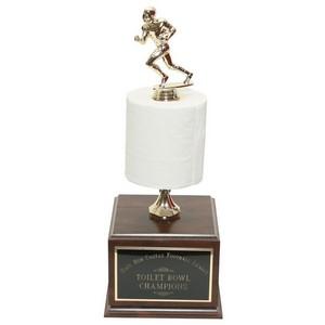 Fantasy football toilet paper Trophy