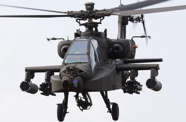 Boeing AH-64D Longbow Apache (USA)
