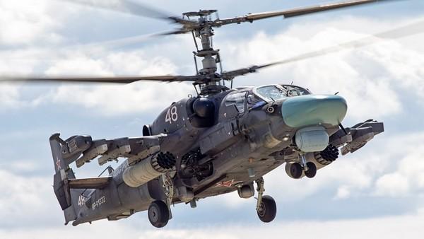 Kamov Ka-52 Hokum-B (Russia)