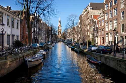 Canal Ring Area of Amsterdam