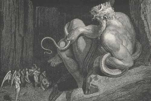 Psychopathic Greek Mythological Figures