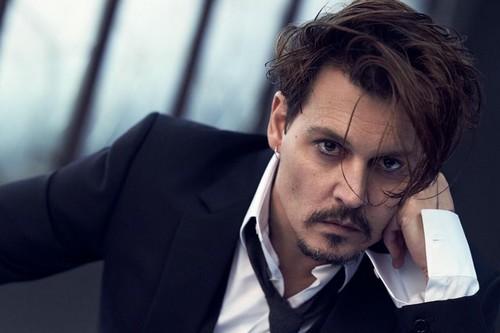 Most Handsome Men Johnny Depp