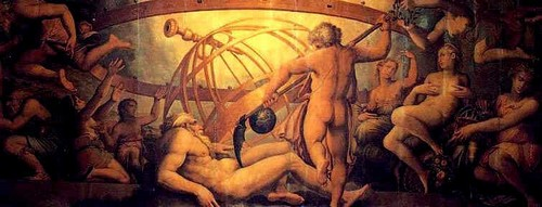 cronus greek mythology