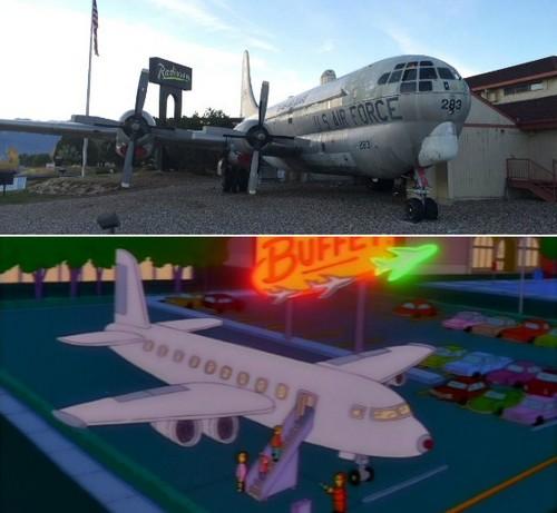 An Airplane Restaurant