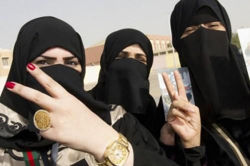Beautiful Saudi Women