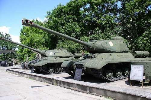 IS 2 Iosif Stalin Tank