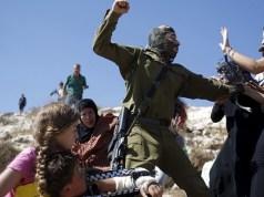 Israeli soldiers execute Palestinian girls