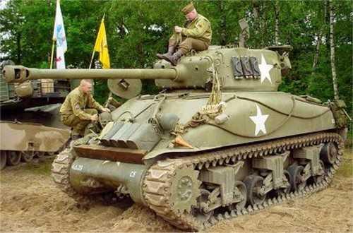 M4 Sherman Tank (United States)