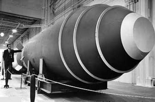 Mark 17 Hydrogen Bomb