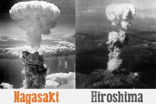 bombing on hiroshima and nagasaki