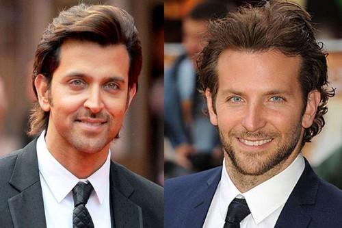 Bradley Cooper And Hrithik Roshan