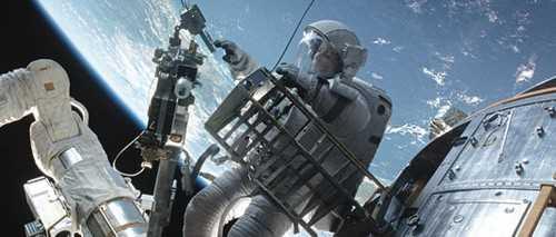 Movie Gravity (2013)