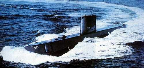 USS Nautilus - 1954