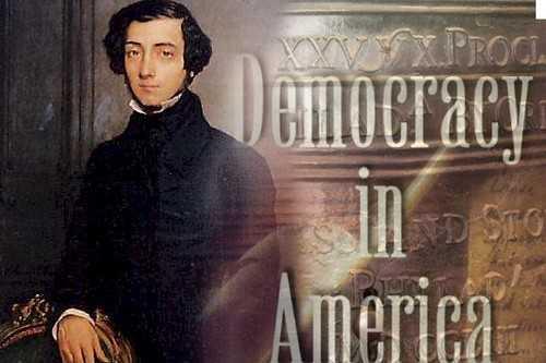 Alexis De Tocqueville Predicted