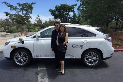 Madhuri Dixit's Self-Driving Cars