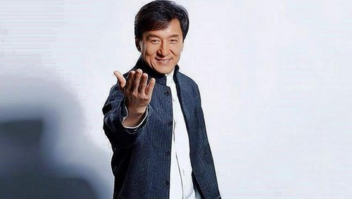 Jackie Chan as Pornstar