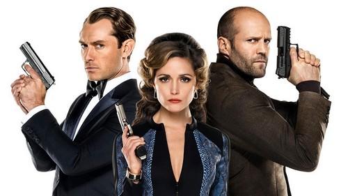 SPY Movie Trailer