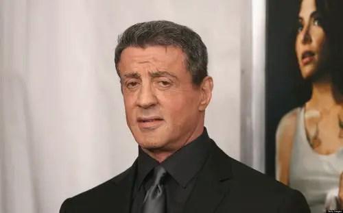 Sylvester Stallone as Pornstar