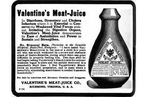 Valentine's Meat-Juice