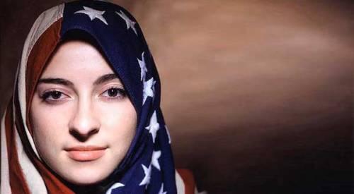 American Muslims Girl
