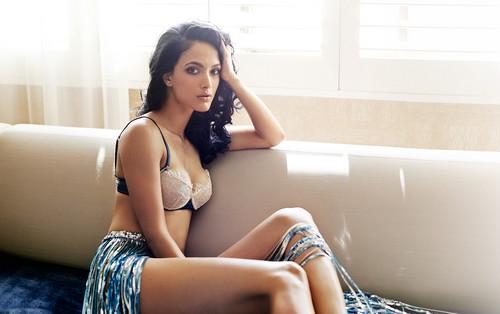 Angela Jonsson Indian Beautiful Model