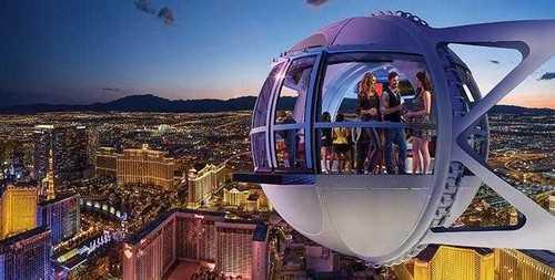 High Roller Las Vegas Nevada