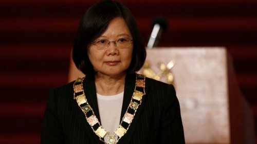 Tsai Ing-wen shared a protocol-breaking phone conversation with Donald Trump