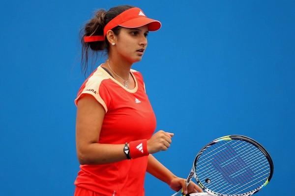 Gorgeous Sania Mirza Bikini Tennis