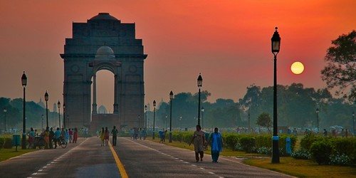 India Gate, India