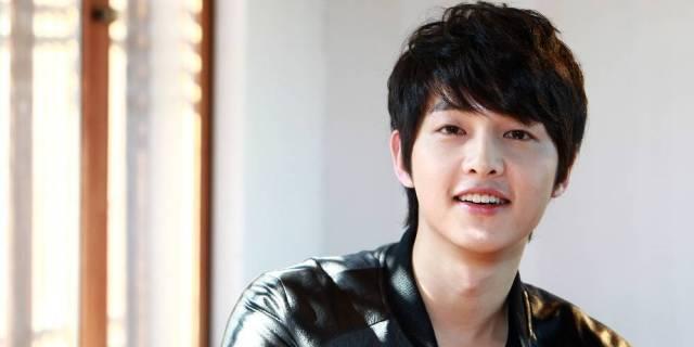 Korean Actor Song Joong KI